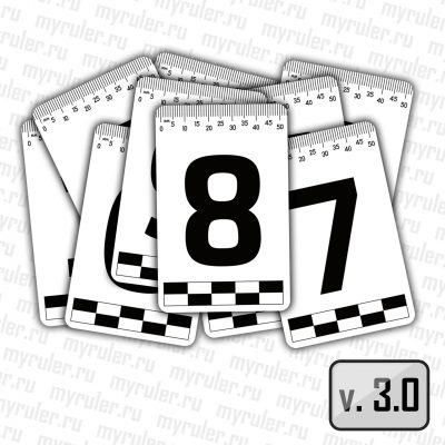 Таблички с номерами
