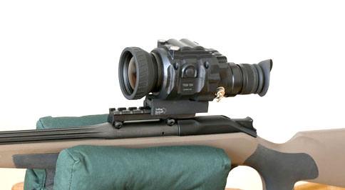 """Прицел тепловизионный """"THERMORAY TRSM-640/54mm"""""""
