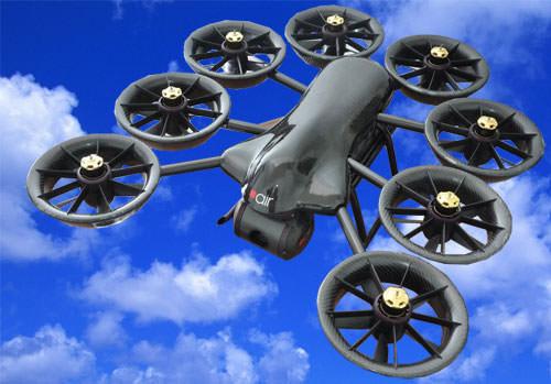 """Беспилотный летательный аппарат """"AIR 170x"""" с вертикальным взлетом"""