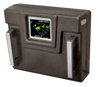 """Радиолокатор для обнаружения людей за стенами """"Данник-5"""""""