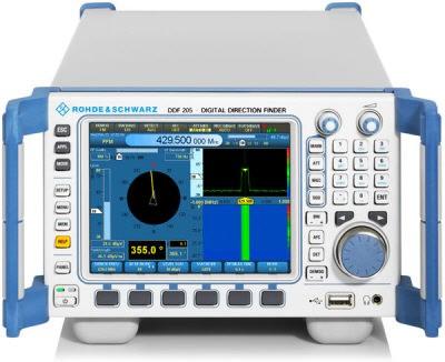 Цифровой одноканальный пеленгатор Rohde&Schwarz DDF205