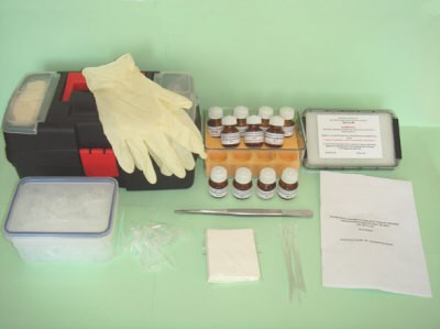 """Экспресс-тесты для обнаружения наркотических веществ """"Дельта-М"""""""
