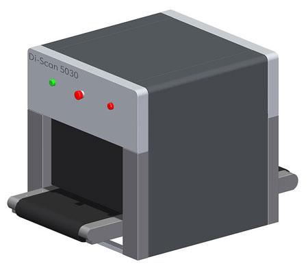 """Di-Scan 50 30"" - компактная рентгеновская установка"