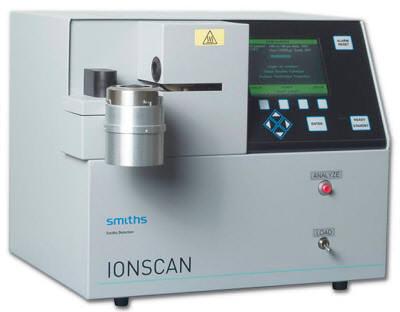 """Прибор обнаружения следов взрывчатых и наркотических веществ """"IONSCAN Document Scanner"""""""