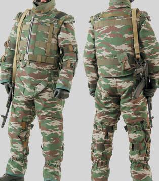 """Комплект боевой защитной экипировки """"Гренадер"""""""