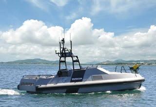 Беспилотный надводный аппарат (БНА) «INSPECTOR USV»