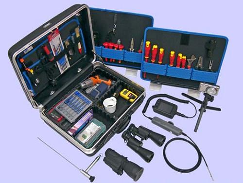 Универсальныи комплект инструментов «КАЛЕИДОСКОП-П-2»