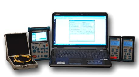 """Программно-аппаратный комплекс для измерения параметров волоконно-оптических систем передачи и оценки защищенности оптических линий связи """"Лазурит"""""""