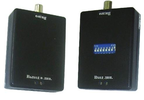 """Комплект передачи видеосигнала по проводной линии одноканальный""""М24-1"""""""