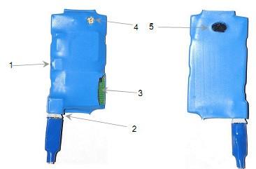 Рисунок 2. Внешний вид диктофонов «СОРОКА_05»