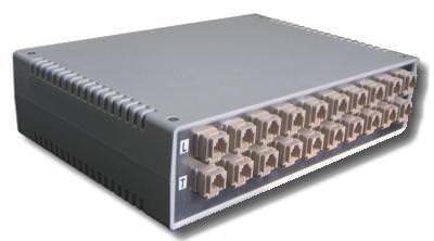 Устройство защиты абонентских телефонных линий «Октава-10Т».