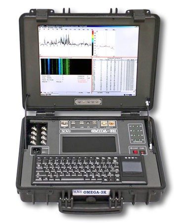 """""""ОМЕГА-2К"""", """"ОМЕГА-3К"""" - многоканальные комплексы радиоконтроля"""