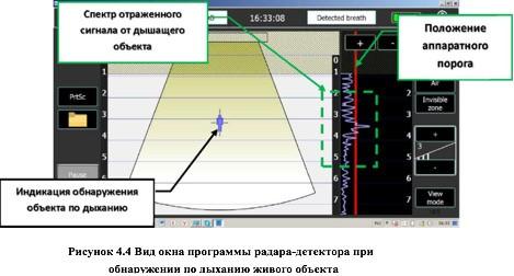 """""""РД-400"""" - радар-детектор для поиска живых людей в завалах"""