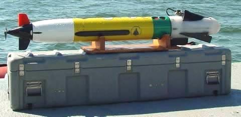 """Автономный подводный аппарат """"Remus 100"""""""