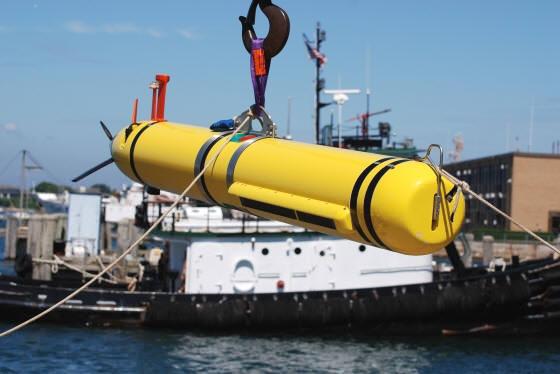 """Беспилотный подводный аппарат """"Remus 600"""""""