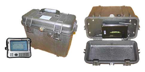 """Радар для обнаружения живых людей """"Rescue Radar LS-RR02"""""""