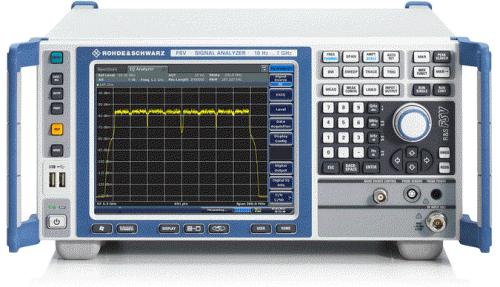 Анализатор спектра Rohde&Schwarz «FSV13»