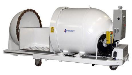 """Взрывозащитный контейнер DynaSafe """"DynaSEALR E12-WFS"""""""