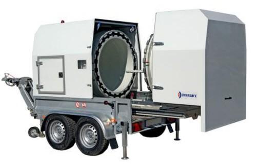 """Взрывобезопасный контейнер DynaSafe """"DynaSEALR X10-LTS"""""""