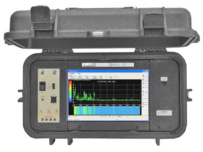 """Поисковый анализатор спектра """"Spectrum Jet"""""""