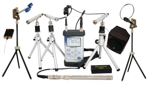 """Программно-аппаратный комплекс для проведения акустических и виброакустических измерений """"Спрут-11"""""""