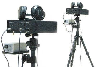 """""""СТБ 171"""" - устройство оценки защищенности помещений от лазерных микрофонов"""