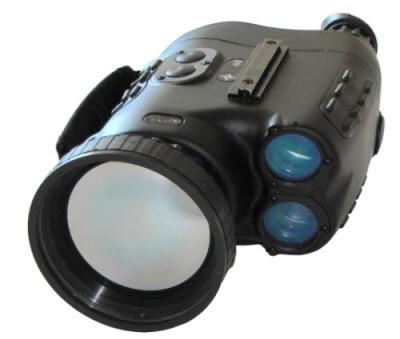 Портативная тепловизионная камера-дальномер «Сыч-4»