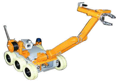 """Многофункциональный мобильный робототехнический комплекс сверхлегкого класса """"Вездеход-ТМ5"""""""