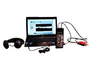 """Усилитель для обследования проводных линий """"WA-001"""" (УКЛ-100)"""